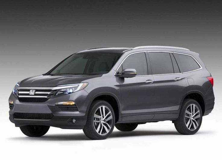 The new 2017 Honda Pilot comes with an exceptional design both in the outside as well as inside the car...For the 2017 Honda van, the initial price is...