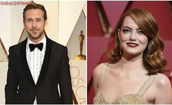Oscars 2017: Ryan Gosling on La La Land and Emma Stone. Watch video