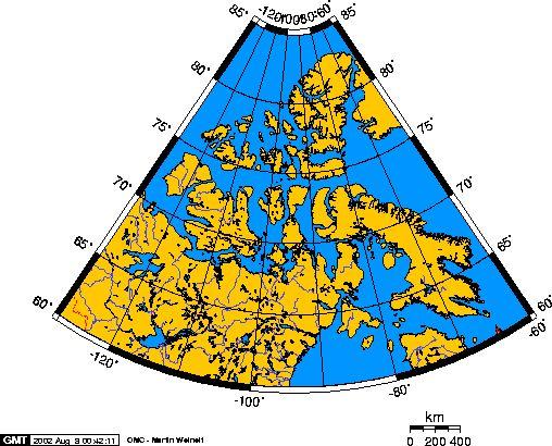 nunavut average climate
