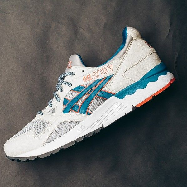 asics gel lyte 5 blue