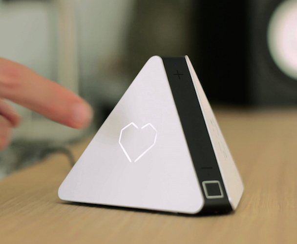 Prizm is a learning device that instantly plays the perfect music on your speakers, based on people in the room and the context.