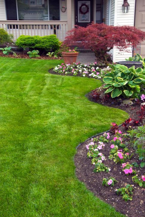 M s de 1000 ideas sobre jardines peque os en pinterest for Fotos de jardines pequenos