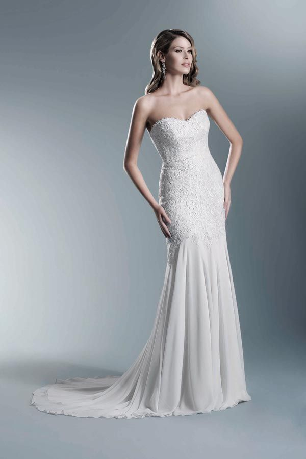 The 50 best Wedding Dresses in The Boutique images on Pinterest ...
