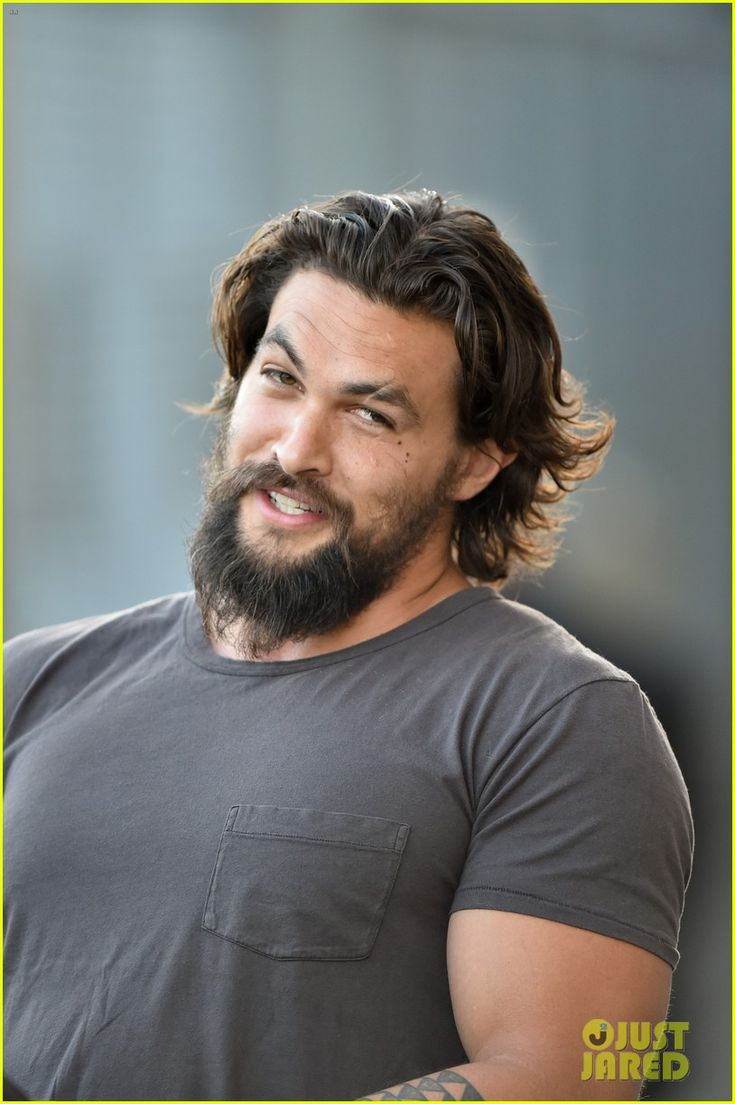 Jason Momoa Gets Grilled Over Aquaman Rumors - Watch Now!: Photo ...