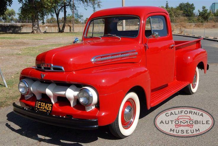 1951 Ford F1 for sale #1820580 | Hemmings Motor News