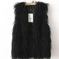 Colete de Pele (Estilo de Celebridades)   #colete #roupa #fashion #moda #brasil #loja #compras #estiloso #style