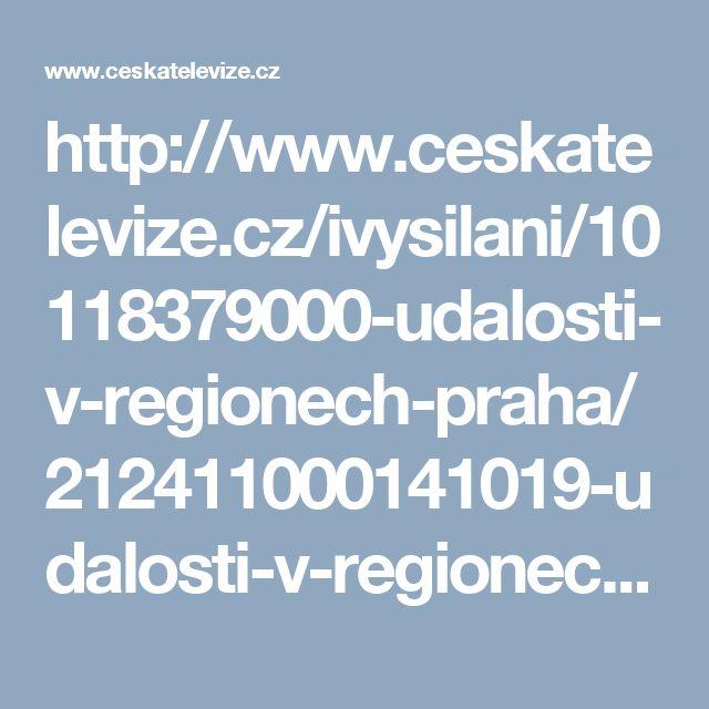 CS TV CT1 / VOLF http://www.ceskatelevize.cz/ivysilani/10118379000-udalosti-v-regionech-praha/212411000141019-udalosti-v-regionech/
