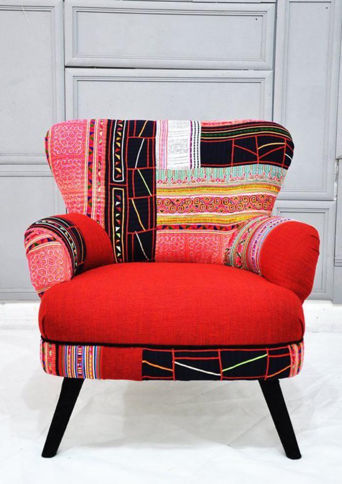 les 25 meilleures id es de la cat gorie fauteuil rouge sur. Black Bedroom Furniture Sets. Home Design Ideas