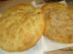 Ζουζουνομαγειρέματα: Λαδόψωμο και τυρόψωμο