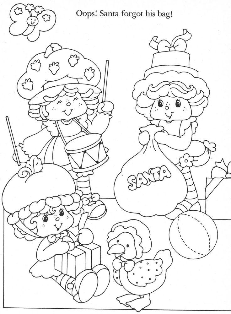 25+ unique Strawberry shortcake cartoon ideas on Pinterest