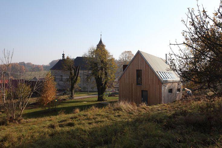 Roprachtice House / PRODESI – nowoczesna STODOŁA | wnętrza & DESIGN | projekty DOMÓW | dom STODOŁA