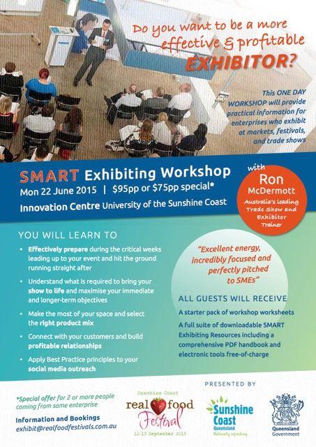 The SMART Exhibiting Workshop