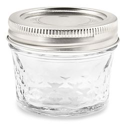 Quarter Pint Canning Jars (4 oz) Did not know they made this size. AKA Mini Mason Jars.