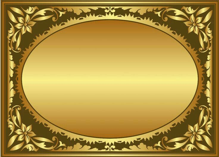 Pin By M J On Golden Frames Photo Frame Design Backdrops Backgrounds Beautiful Backgrounds