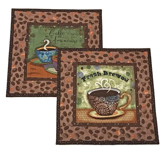 1487 Best Quilted Mug Rugs Images On Pinterest