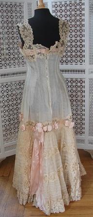 Vintage lace