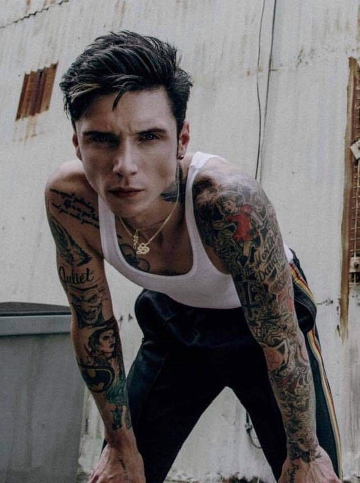 Pin by Giovana Maria on Andy Biersack in 2020 | Andy black ...