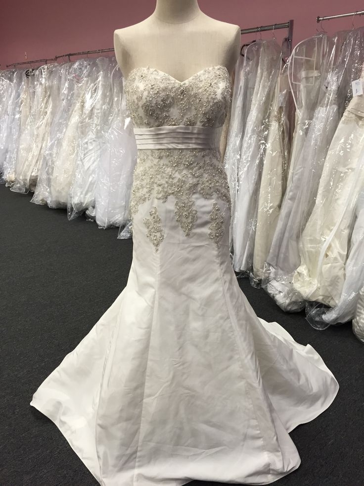 Wedding Dress This Magic Moment Bridal Studio PghWeddingSale WeddingDresses Designer Discount