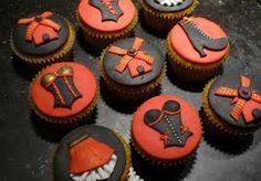 Resultado de imagem para moulin rouge cupcakes