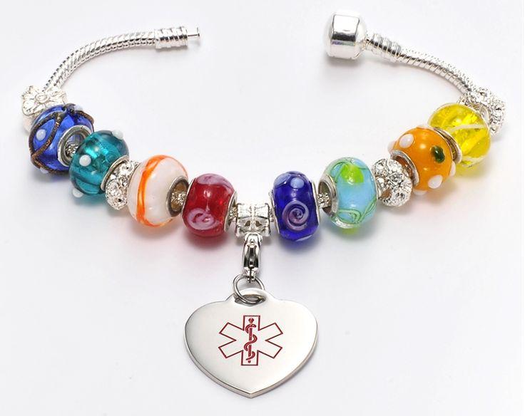 medical alert jewerly | ... Spotting: New Look for Medical Alert Bracelets | The Luxury Spot