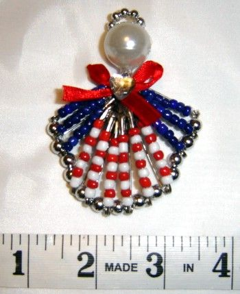 Bead patriotic....tried to make these from kits once but the instructions were very vague...maybe this will help! Thanks!!