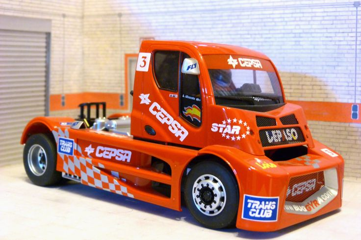 GB Track 0071. Buggÿra Mk002B. Jarama FIA ETRC 2003. Antonio Albacete. #slotcar