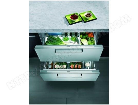 Plus besoin de calculer pour ranger vos aliments grâce à ce frigo Hotpoint ariston, idéal pour toutes les familles.    Il ...
