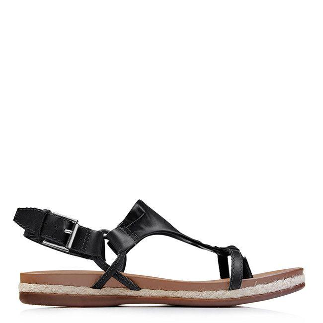 Cici Black Sandal