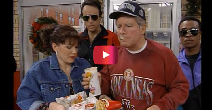 "This ""SNL"" skit roasted Bill Clinton and became one of the funniest political skits they ever put on"