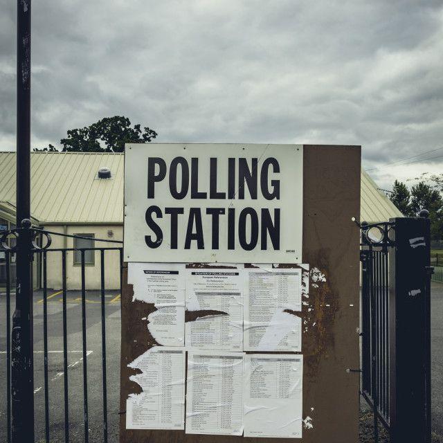 Britain goes to the polls | EU referendum looms. #Brexit #Bremain #democracy #poll #vote #EU #Referendum