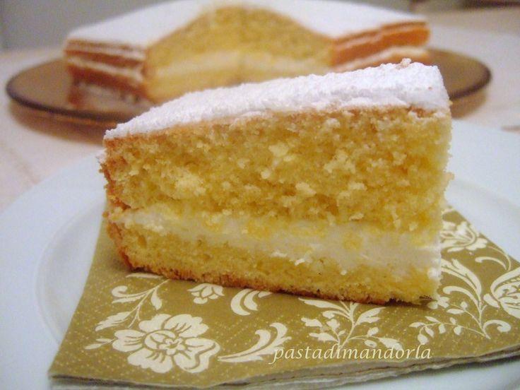 TORTA PARADISO #GialloBlogs