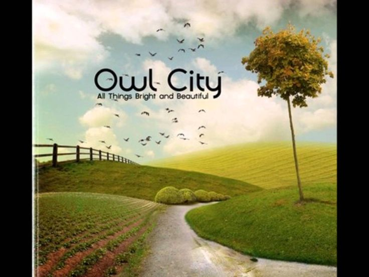 Owl City - Galaxies (Official HQ) - I have this one on my MP3 player, it reminds me of Doctor Who :)