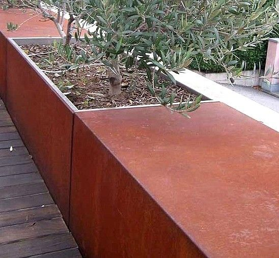 36 best Acero Corten images on Pinterest Corten steel Sheet metal