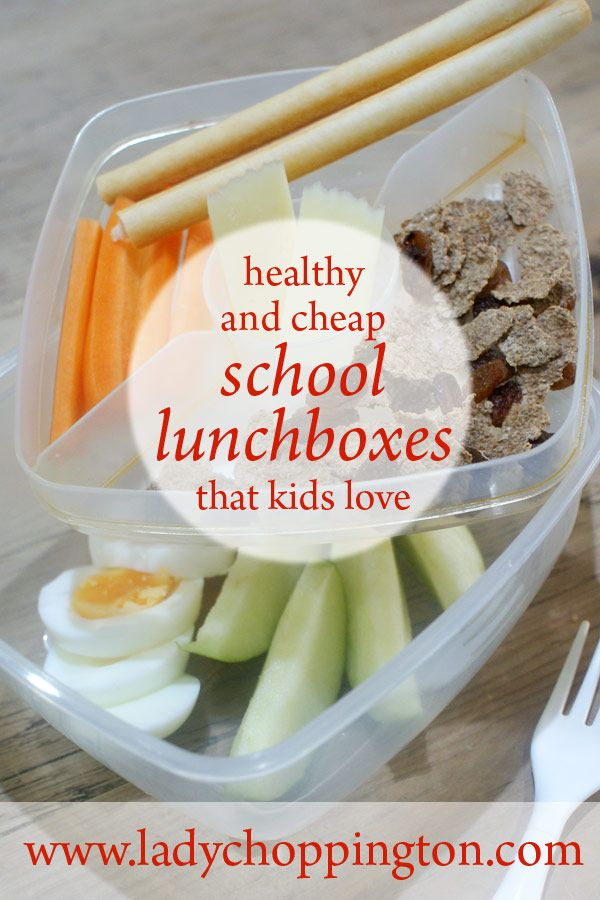 Healthy and cheap school lunchboxes that kids love: http://bit.ly/2bc2fwx