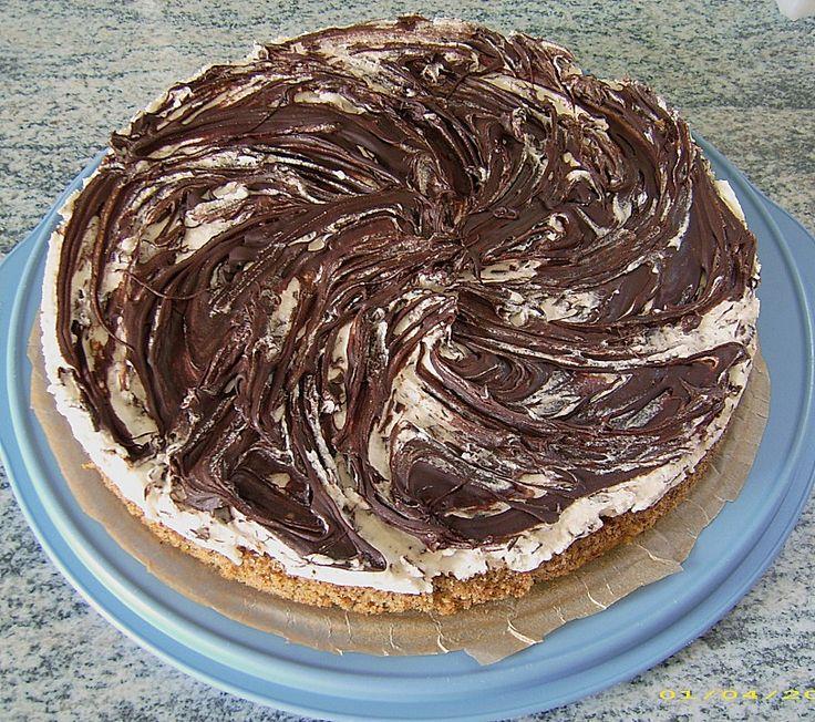 Geheime Rezepte: Schneegestöber - Torte
