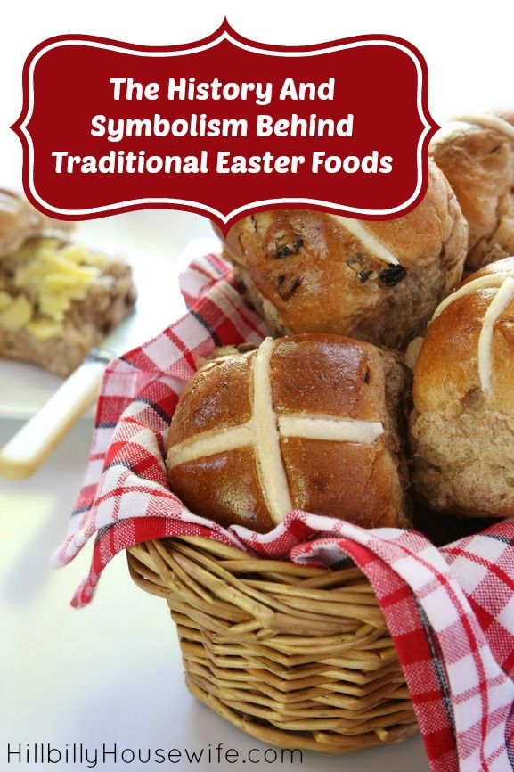 The History And Symbolism Behind Traditional Easter Foods | Hillbilly Housewife