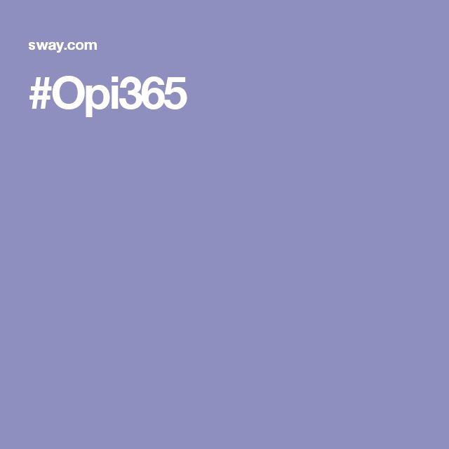 #Opi365