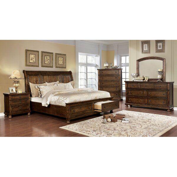 Bette Storage Platform Configurable Bedroom Set Bedroom Set Furniture California King Bed Dimensions