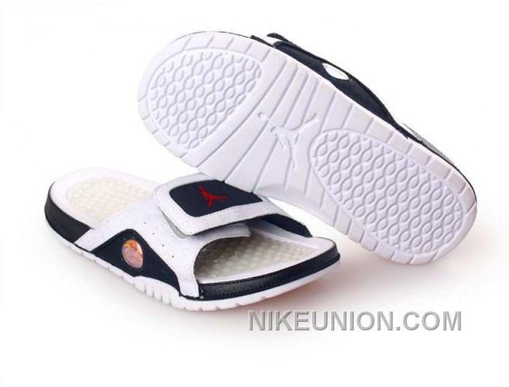 http://www.nikeunion.com/jordan-flip-flops-mens-white-black-red-new-style.html JORDAN FLIP FLOPS MENS WHITE BLACK RED NEW STYLE : $40.83