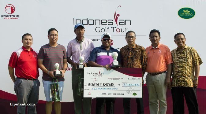 Benita Tidak Terbendung Capai Jawara Sirkuit Golf Profesional - Berita Golf | News Golf
