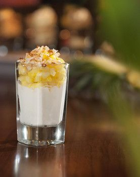 Seasons 52 Dessert Preview: Tres Leches