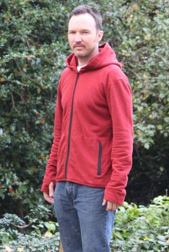 #hemp hoodie #eco #men #men'sfashion hempandcompany.com/