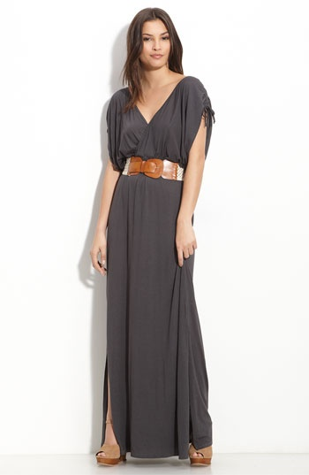 belted maxi... somebody MAKE THIS