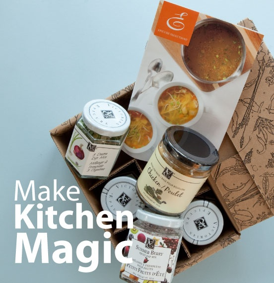Join me in Making Kitchen Magic... book a party today!