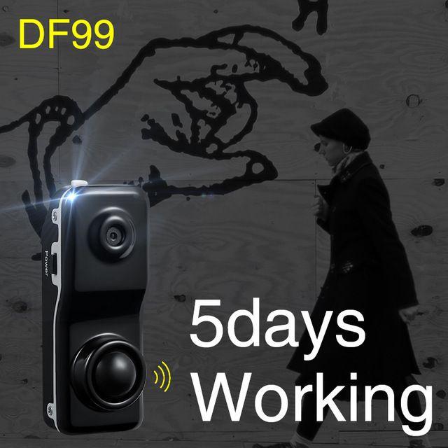 DF99 Indukčná kamera pre ľudské telo Veľmi malá integrovaná hlavica pre kamery Mini monitoruje bezpečnostnú kameru