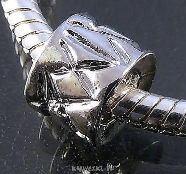 Biżuteria Modułowa Stoper 7/8mm - Półfabrykaty jubilerskie, narzędzia jubilerskie, elementy srebrne i perły