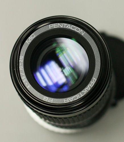 Мануальные объективы - тесты, обзоры, мнения
