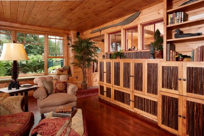 1000+ Images About Log Cabins On Pinterest
