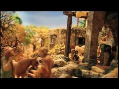 Belén Navideño / Nacimiento de Navidad - YouTube