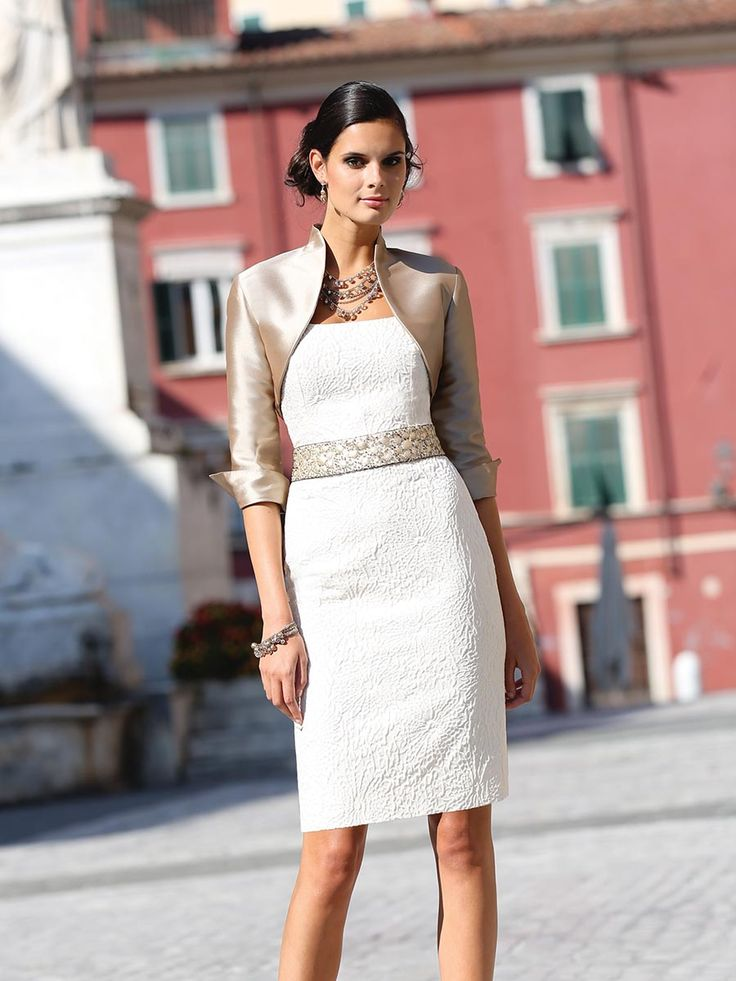Robe cocktail linea raffaelli d'occasion
